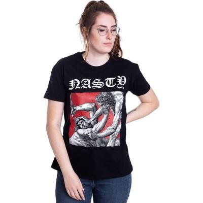 インペリコン Impericon レディース Tシャツ トップス - Knife Fight - T-Shirt black