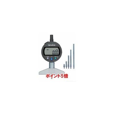 【ポイント5倍】 テクロック (TECLOCK) 標準型デジタルデプスゲージ DMD-214J
