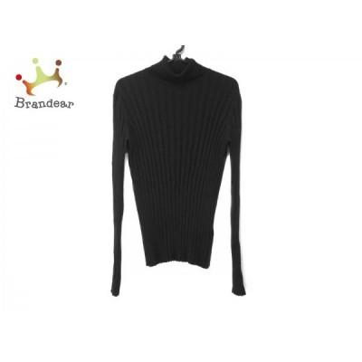 プラージュ Plage 長袖セーター レディース - 黒 タートルネック 新着 20200911
