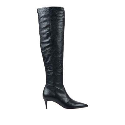 LERRE ブーツ ブラック 36 革 ブーツ