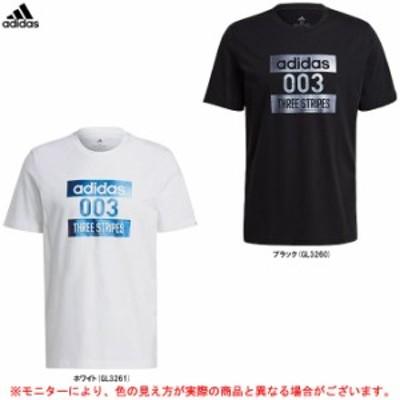 adidas(アディダス)カラーシフト マラソン グラフィック 半袖Tシャツ(28953)スポーツ フィットネス トレーニング ランニング メンズ