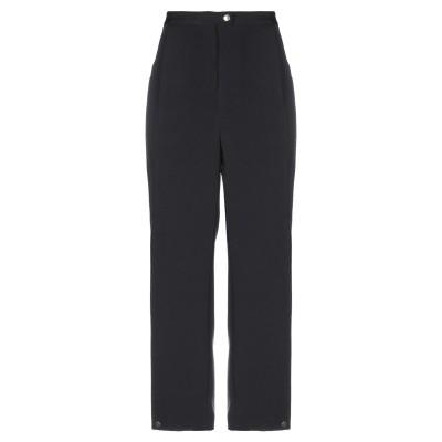 MANGANO パンツ ブラック 40 ポリエステル 90% / ポリウレタン 10% パンツ