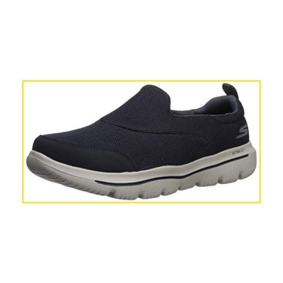 新品Skechers Men's GO Walk Evolution Ultra - Rapids Shoe, Navy/Gray, 8.5 Extra Wide US並行輸入品