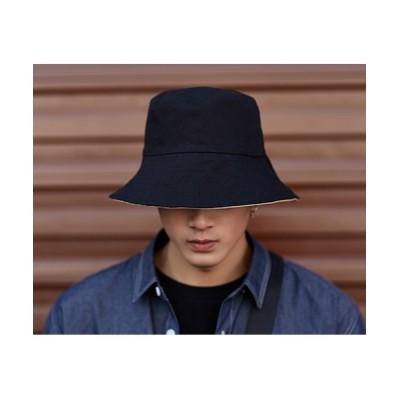 Ressaca / リバーシブルバケットハット MEN 帽子 > ハット