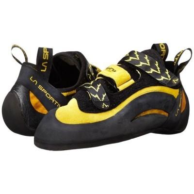 ラスポルティバ スニーカー メンズ Miura VS Yellow/Black
