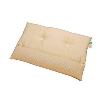 ストレートネック枕 ストレートネック用 ネックフィット枕 枕 安眠 まくら マクラ 43×63cm (ベージュ)
