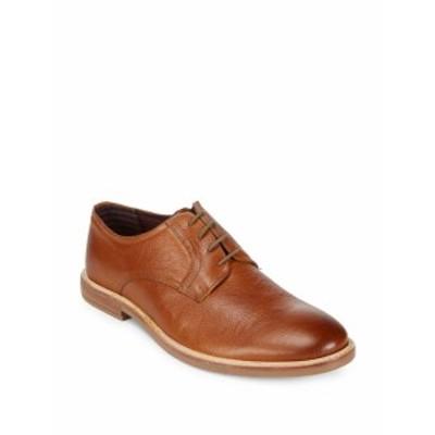 ベンシャーマン メンズ シューズ オックスフォード 革靴 Brent Plain Toe Leather Oxfords