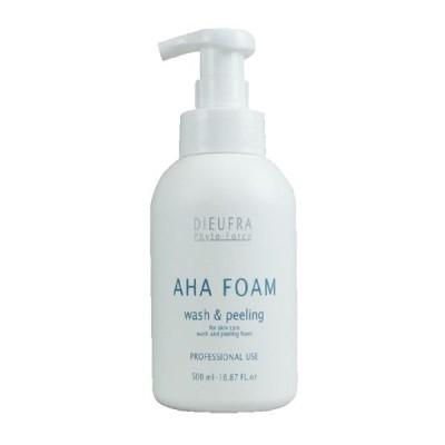 サロン業務用 洗顔料 AHAフォーム500mL 弱酸性