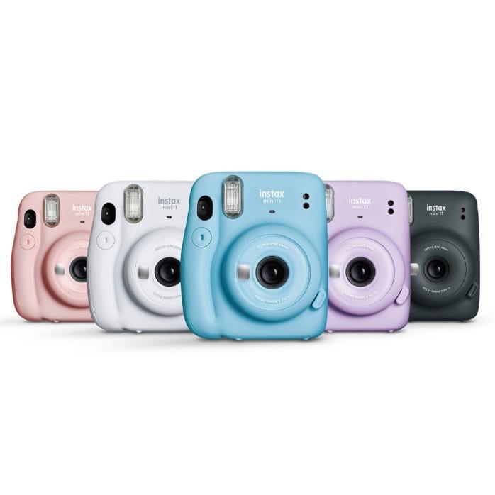 【FUJIFILM 富士】instax MINI 11 拍立得 拍立得相機 拍立得主機 Mini11 (公司貨)