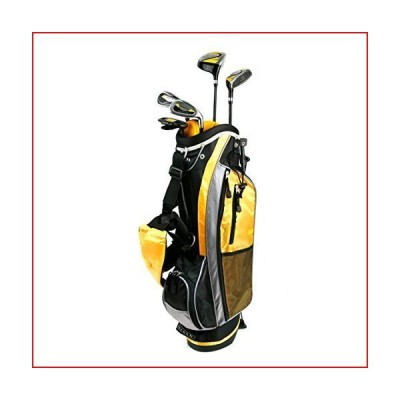 Intech Lancer Junior Golf Club Set (Yellow, Ages 3-7)【並行輸入品】