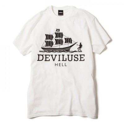 Deviluse STYX T-shirts(White)