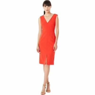 ミリー Milly レディース ワンピース ワンピース・ドレス Cady Kristianna Sheath Dress Red