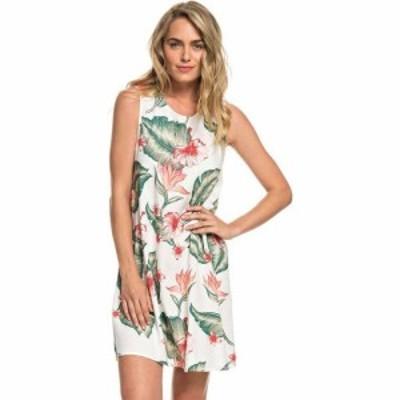 ロキシー Roxy レディース ワンピース ワンピース・ドレス Harlem Vibes Dress Marshmallow Tropical Love