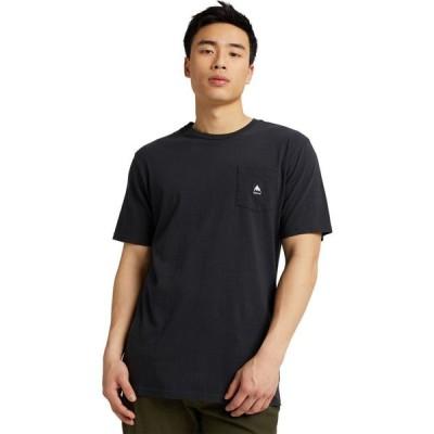 バートン Burton メンズ Tシャツ トップス colfax t-shirt True Black
