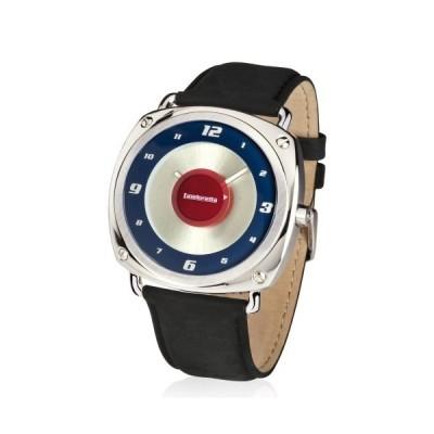 The Bradford Exchange - Lambretta Retro Men's Watch Set - Lambretta-Licenced Brunori Watch with Men's Bracelet 並行輸入品