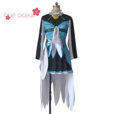 バトルガール ハイスクール  神樹ヶ峰女学園  高校1年生  成海遥香 なるみ はるか  風  コスプレ衣装  cosplay  cos