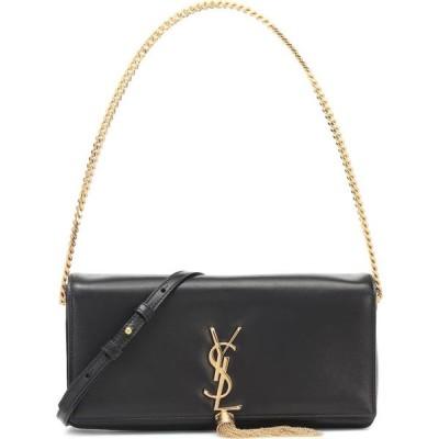 イヴ サンローラン Saint Laurent レディース ショルダーバッグ バッグ Kate Tassel Small shoulder bag Noir