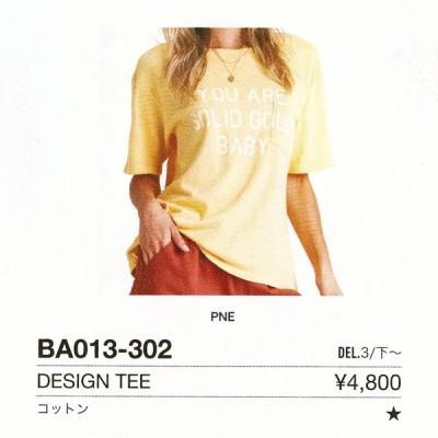 BILLABONG(ビラボン)BA013-302 レディース Tシャツ ゆうパケット対応商品