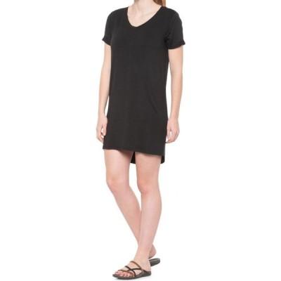 アナザー ラブ Another Love レディース ワンピース ワンピース・ドレス Savanna Dress - Short Sleeve Black