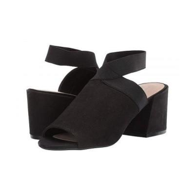 Kenneth Cole New York ケネスコールニューヨーク レディース 女性用 シューズ 靴 ヒール Hannon Elastic - Black Nubuck