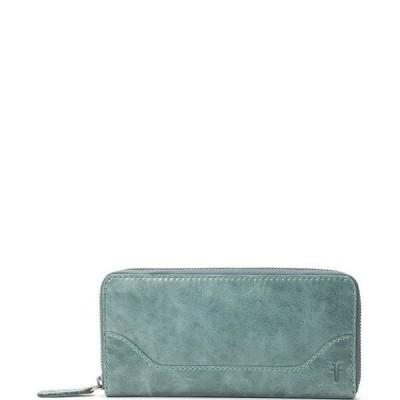 フライ レディース 財布 アクセサリー Melissa Leather Zip Wallet