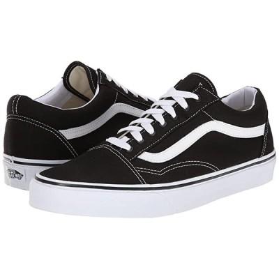 バンズ Old Skool メンズ スニーカー 靴 シューズ (Canvas) Black/True White