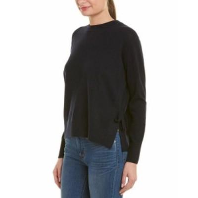 Vince ヴィンス ファッション 衣類 Vince Side-Tie Cashmere Sweater