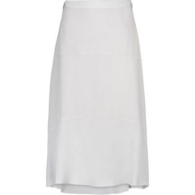 ドロシー シューマッハ Dorothee Schumacher レディース ひざ丈スカート スカート fluid volumes silk midi skirt Light Aqua