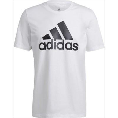 [adidas]アディダス メンズ M MH BOS Tシャツ (29194)(GK9121) ホワイト/ブラック[取寄商品]