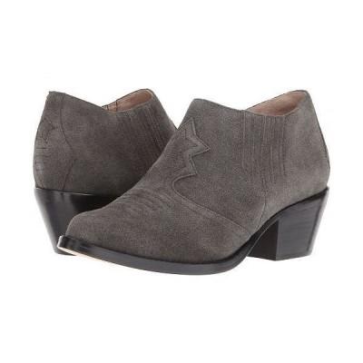 Joie ジョア レディース 女性用 シューズ 靴 ブーツ アンクルブーツ ショート Primrose - Coal Calf Suede