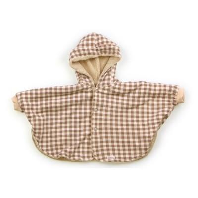 コンビミニ Combimini ポンチョ 60サイズ 女の子 子供服 ベビー服 キッズ