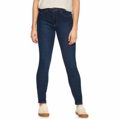 ラングラー Wrangler Jeans レディース ジーンズ・デニム スキニー ボトムス・パンツ wrangler high rise skinny jeans Night Blue