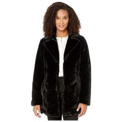 トリバル レディース コート アウター Long Sleeve Notch Collar Coat