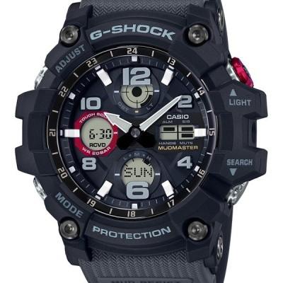 GWG-100-1A8JF G-SHOCK Gショック ジーショック カシオ CASIO 電波ソーラー 小ぶり マッドマスター MUDMASTER ENTRY MODEL メンズ 腕時計 国内正規品 送料無料