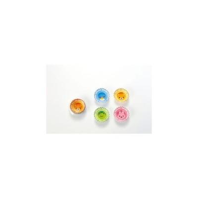 ARTNAP/アートナップ  どうぶつ 紙ケース (4柄アソート)/DS−52 8号(30枚入)