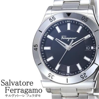 サルバトーレフェラガモ腕時計 SalvatoreFerragamo時計 Salvatore Ferragamo 腕時計 サルバトーレ フェラガモ 時計 メンズ ブラック FH1030017