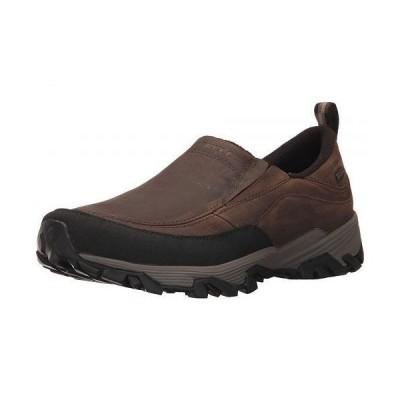 Merrell メレル メンズ 男性用 シューズ 靴 ローファー SINGLE SHOE - Coldpack Ice + Moc Waterproof - Brown