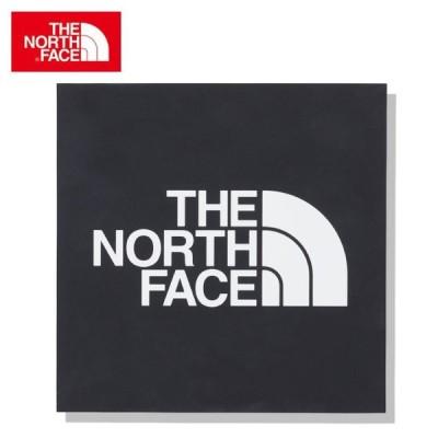 ノースフェイス ステッカー TNF Square Logo Sticker TNFスクエアロゴステッカー NN32014 K THE NORTH FACE