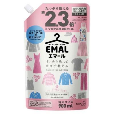 花王 エマール アロマティックブーケの香り 詰替用 900ml