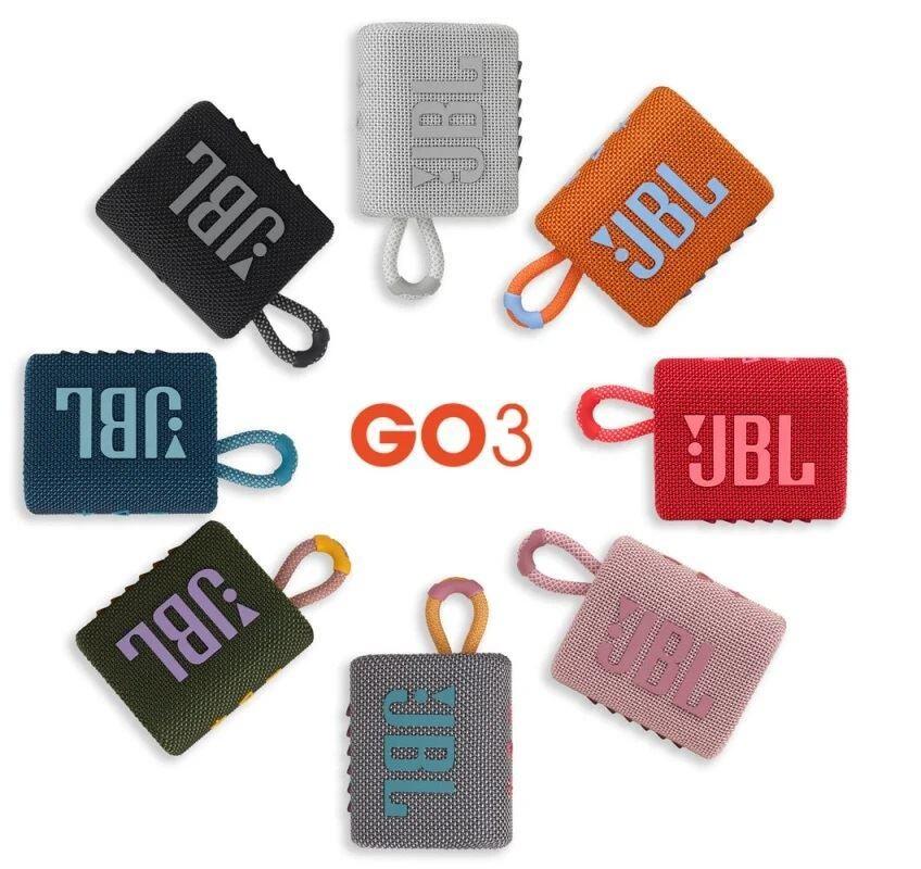 jbl go3 無線藍芽喇叭 原廠正品 真品平輸 保固一年