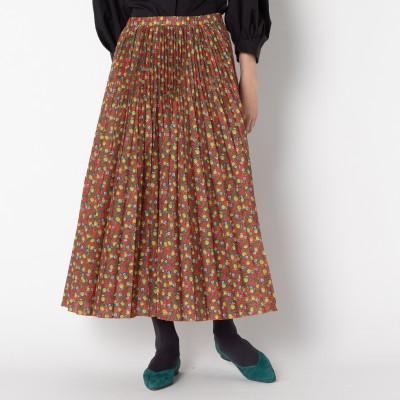 HELIOPOLE(エリオポール)/リバティープリーツスカート