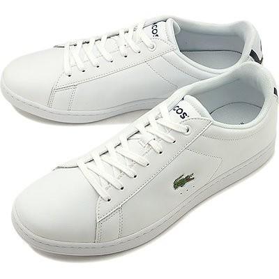 ラコステ LACOSTE メンズ カーナビー エヴォ M CARNABY EVO BL 1 スニーカー 靴 WHT ホワイト系 SPM1002-001 SS20 日本正規品