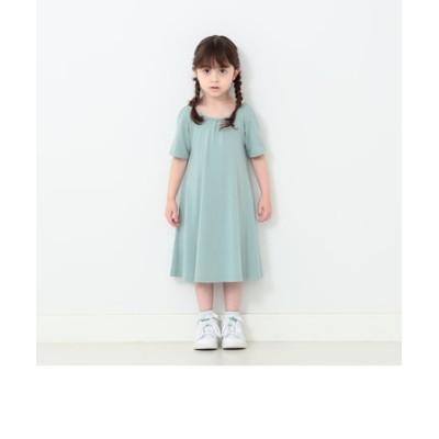B:MING by BEAMS / 背中あき 天竺 ワンピース(100~140cm)