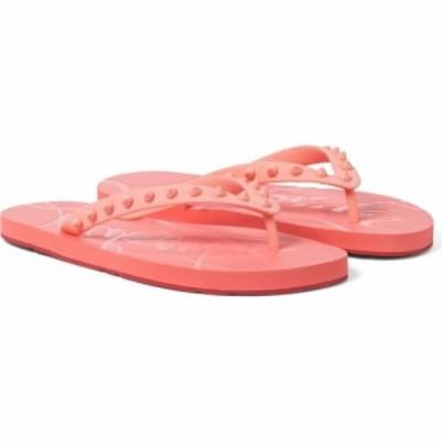 クリスチャン ルブタン Christian Louboutin レディース ビーチサンダル トングサンダル シューズ・靴 loubi flip thong sandals Operett