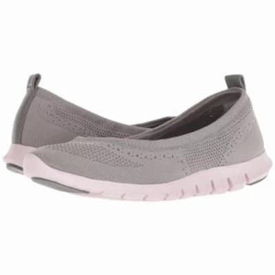 コールハーン スニーカー Zerogrand Stitchlite Ballet Ironstone Knit/Pink Lilac
