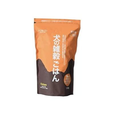 アニマルワン ドッグフード 犬の雑穀ごはん(ライト) チキン 1.6kg