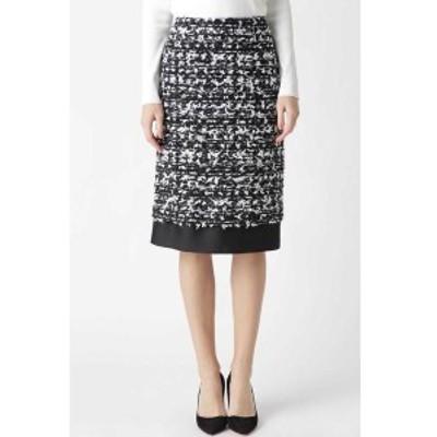 【NEW】アドーア(ADORE)/《BLACK LABEL》MALHIAツィードスカート