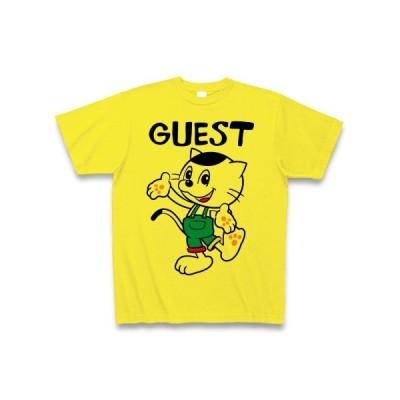 テーマパークマニアのゲスト猫 Tシャツ(デイジー)