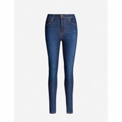 リーバイス LEVIS レディース ジーンズ・デニム ボトムス・パンツ Mile High super-skinny extra high-rise jeans On the rise