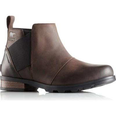 ソレル Sorel レディース ブーツ チェルシーブーツ シューズ・靴 Emelie Chelsea Boots Cattail